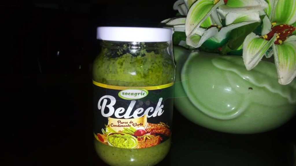 Ets SOCAGRIC, Label Beleck par Alvine Biroki