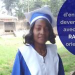 Alvine BIROKI: Un rêve d'entrepreneure devenu possible avec l'appui du RAPEC qui l'a orienté vers le NEPAD, partenaire de l'EPAB