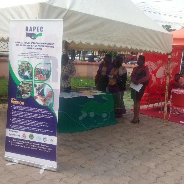 Café de l'entrepreneur 29-30/11/2018 Yaoundé